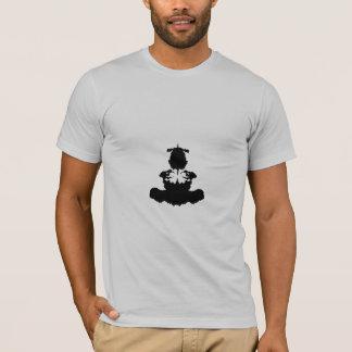 Tintenfleck Buddha T-Shirt