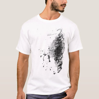 Tintenfleck T-Shirt