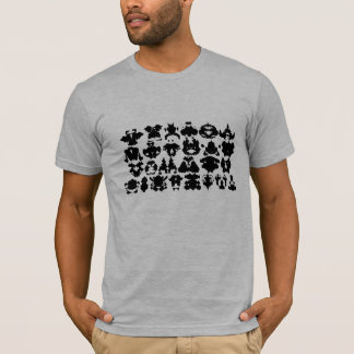 Tintenflecken T-Shirt