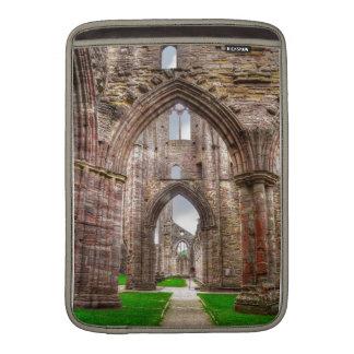 Tintern Abtei, historische Stätte von Waliser MacBook Sleeve