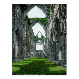Tintern Abtei Postkarte