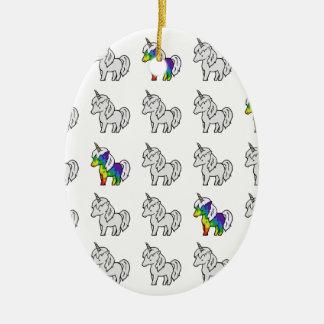 Tinycorn Keramik Ornament