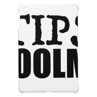 Tipsy Toolman iPad Mini Hülle