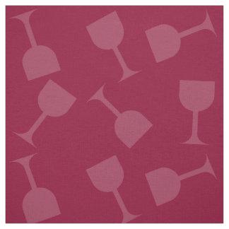 Tipsy Wein-Gläser Stoff