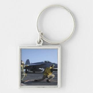 Tireur an Bord USSs George HW Bush Schlüsselanhänger