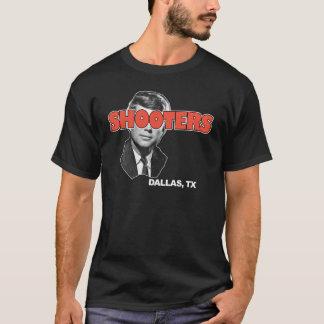 Tireur-Dunkelheits-T-Stück T-Shirt