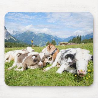 Tirol, Österreich Mousepads