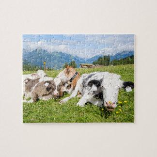 Tirol, Österreich Puzzle