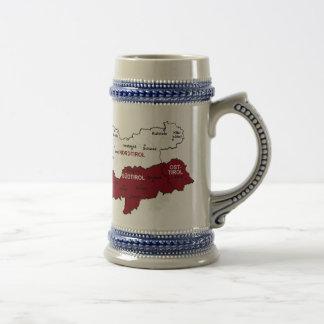 Tiroler Heimatland Bierkrug