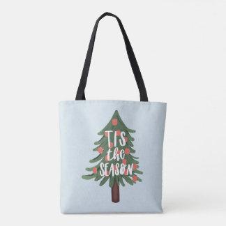 Tis die Jahreszeit Tasche