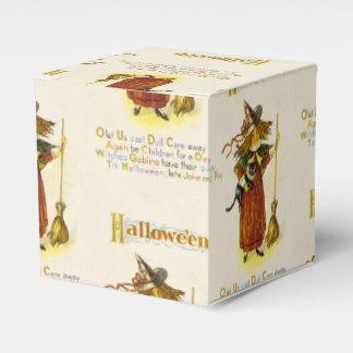 Tis Hallowe'en Geschenkschachtel