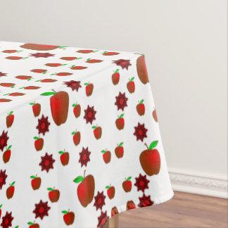 Tischdecke-Äpfel Tischdecke