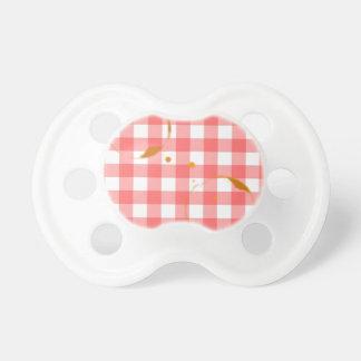 Tischdecke-Ring-Flecke Schnuller