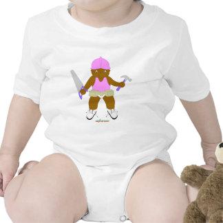 Tischler-Baby Strampler