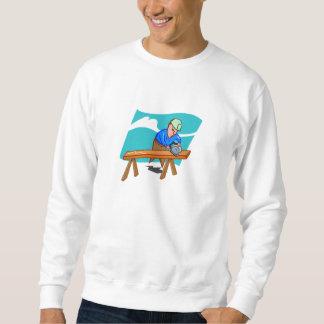 Tischler-Funktion Sweatshirt
