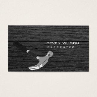 Tischler-Holzbearbeitungs-berufliches Visitenkarte