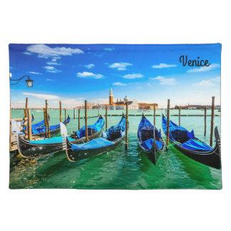 Tischsets Venedig Italien