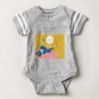 Tischtennis Barb Baby Strampler