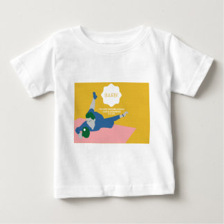 Tischtennis Barb Baby T-shirt