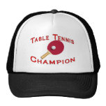 Tischtennis-Meister