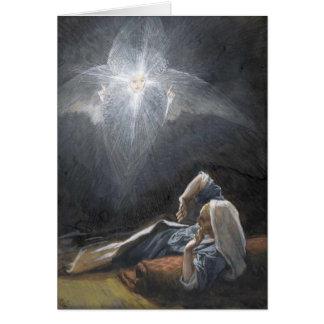 """Tissots """"die Vision von St Joseph"""" Einführung Karte"""