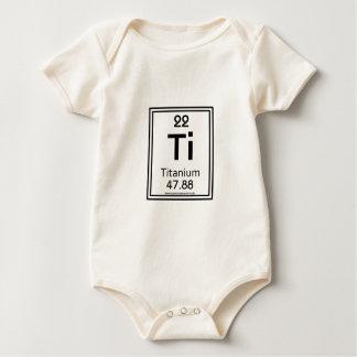 Titan 22 baby strampler