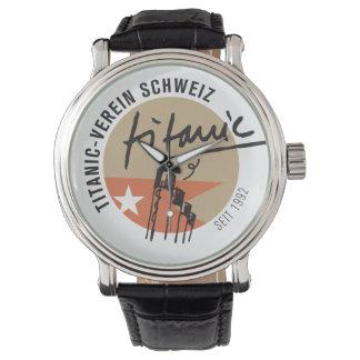 Titanic-Verein Schweiz  Armbanduhr