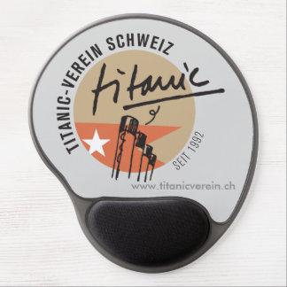 Titanic-Verein Schweiz  Mausmatte Gel Mousepad