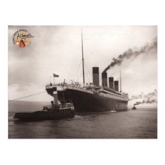 Titanic-Verein Schweiz  Postkarte 01