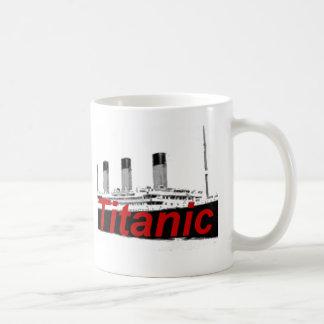 Titanisch Kaffeetasse