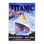 Titanisch Postkarten