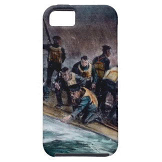Titanische Crew Effektivwerts entgeht Behemoth-Wan iPhone 5 Schutzhülle