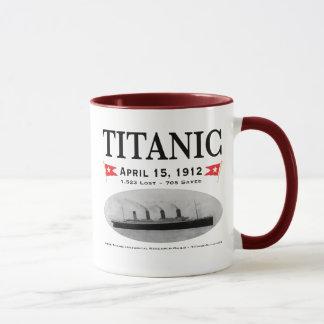 Titanische Geist-Schiffs-Kaffee-Tassen, Steins, Tasse