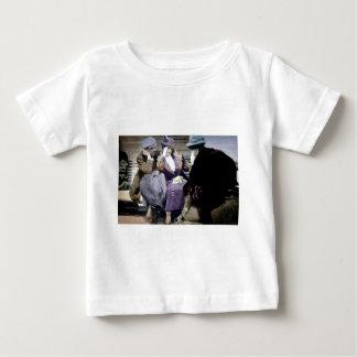 Titanische Überlebende Effektivwerts auf Plattform Baby T-shirt