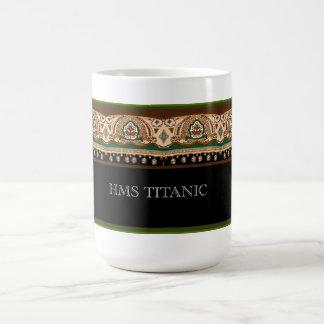 Titanischer Klassenentwurf Kaffeetasse