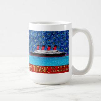 Titanisches 2012 kaffeetasse