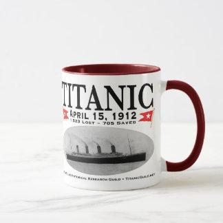 Titanisches Geist-Schiff: Küche: Tasse