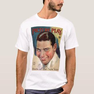Titelseiten-T - Shirt Richard Arlen