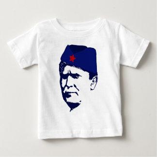 Tito josip Broz Porträtillustration Baby T-shirt