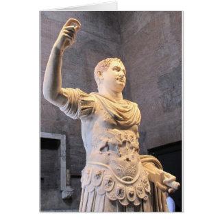 Titus Flavius Vespasianus- römischer Kaiser Karte