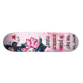 TJ the Skateboard Skateboard Brett