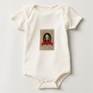 TJ USA Präsident Baby Strampler