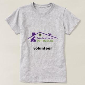 TMHPR Freiwilliger - der T - Shirt der Frauen