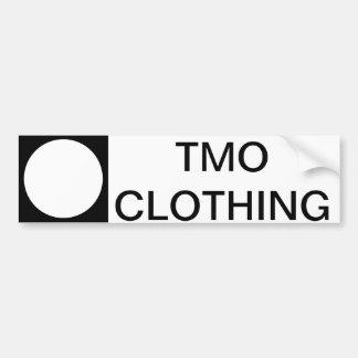 "TMO Logo ""TMO KLEIDUNG"" Aufkleber Autoaufkleber"