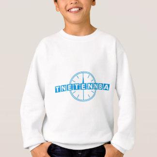 Tnetennba Uhr-Entwurf Sweatshirt
