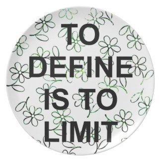 TO definiert I TO LIMIT.jpg Melaminteller