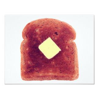 Toast! 10,8 X 14 Cm Einladungskarte