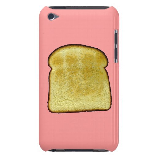 Toast iPod Case-Mate Hülle
