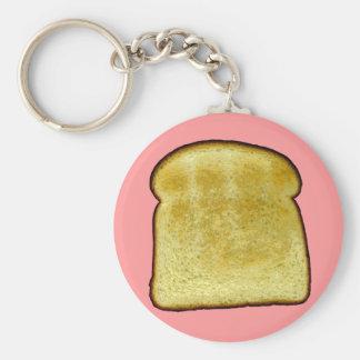 Toast Standard Runder Schlüsselanhänger