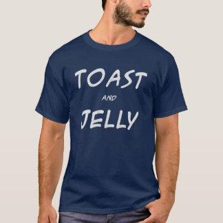 Toast-und Gelee-T-Shirt T-Shirt
